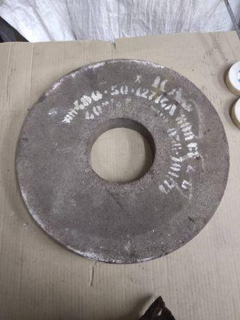 Круг абразивный шлифовальный 400*50*127