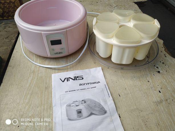Продам йогуртницу  VINIS VY-6000