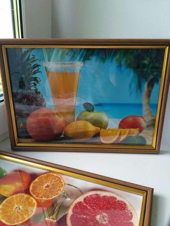 Фото в рамке со стеклом 20*30
