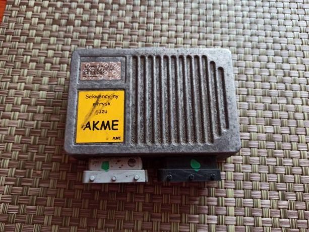 Sterownik lpg KME AKME 4 cylindry gaz / gazowy