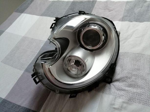 MINI R56 R55 R57 XENON LAMPA LEWA SKRĘTNA 100055 europa idealna tanio
