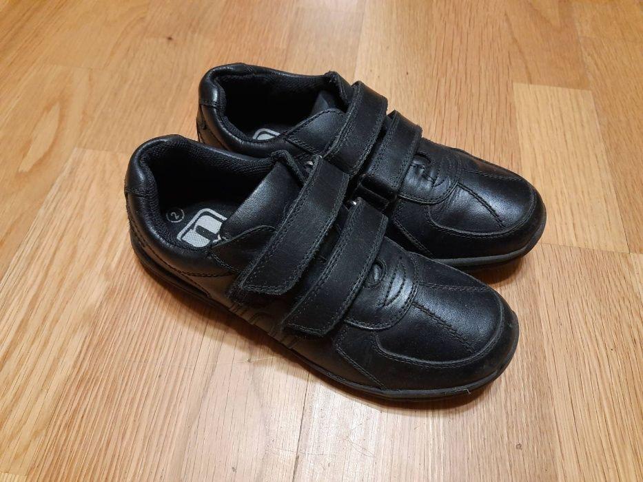 Кожаные осенние туфли для мальчика next Киев - изображение 1