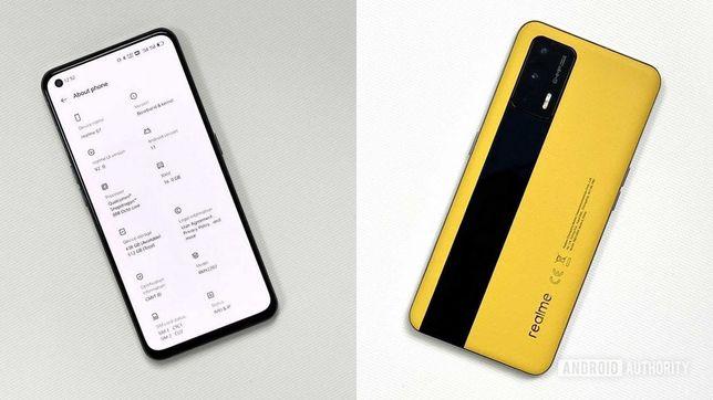 Realme GT 5G - Bomba - Troco por iPhone