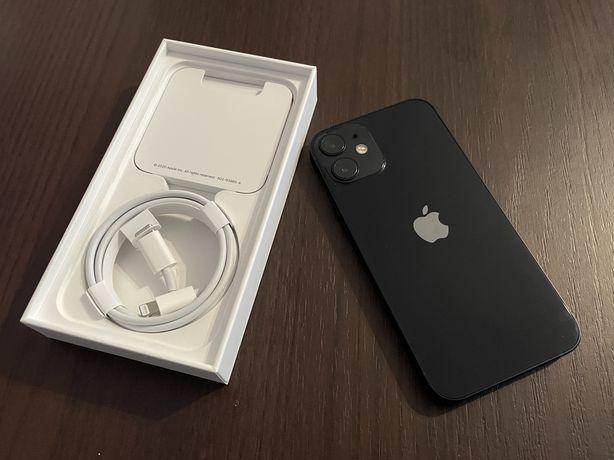 Iphone 12 mini czarny 64gb black