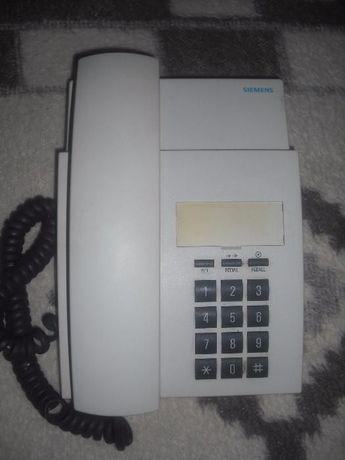Telefon stacjonarny firma SIEMENS