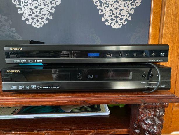 Sprzedam zestaw DVD Player i Blu-Ray Onkyo