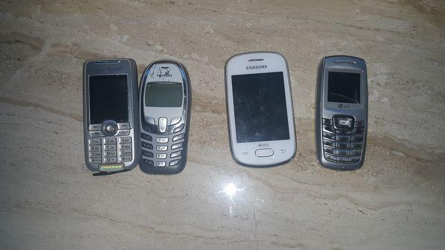 Telefony SAMSUNG GT-S5282 SIEMENS A57 i inne