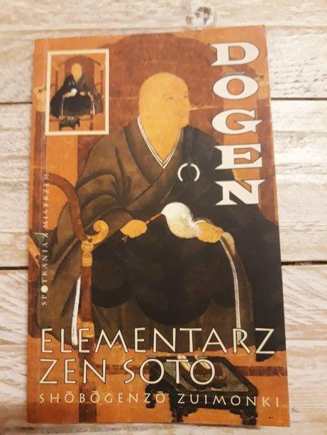 Elementarz Zen Soto.Shobogenzo Zuimonki. Unikat
