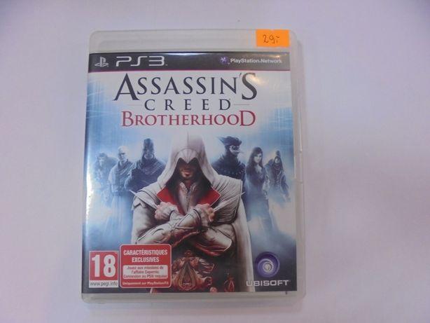 Gra Assassin's Creed Brotherhood PS3 QUICK-COMP Przemyśl