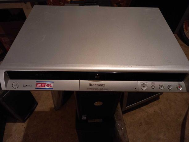 Nagrywarka dvd Panasonic DMR-EH55 160 GB