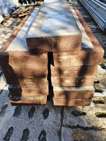 Płyty betonowe zbrojone - 11 sztuk