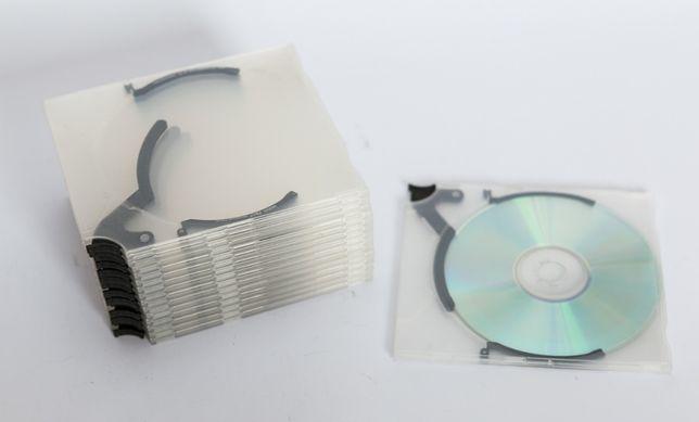 Opakowanie etui na CD DVD wysuwane - 15 szt