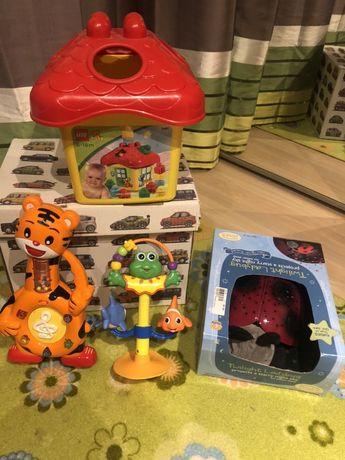 Lego duplo i Projektor dla maluszka zestaw