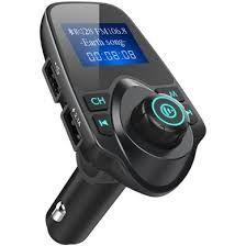FM модулятор Bluetooth FM-T11 трансмитер