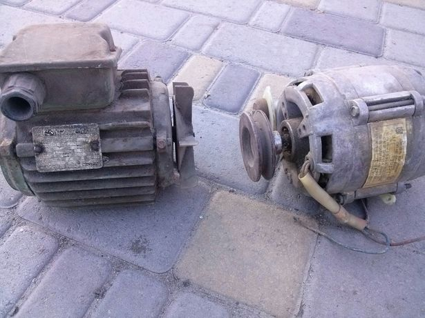 Двигатель немецкий