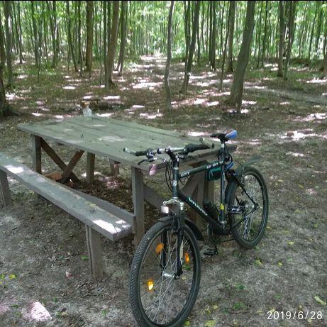 Украли горно-трассовый велосипед