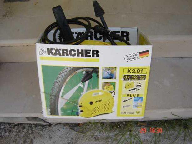 Karcher , maquina de lavagem de alta pressão