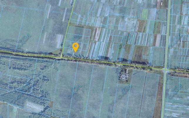 Продается замечательный участок на фасаде трассы Т1005, в Иванкове.