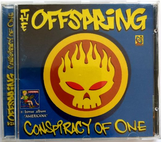 The Offspring Conspiracy Of One 2000r