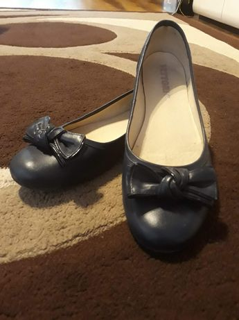 Skórzane buty włoskie rozm 40
