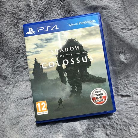 Shadow of the Collosus ps4