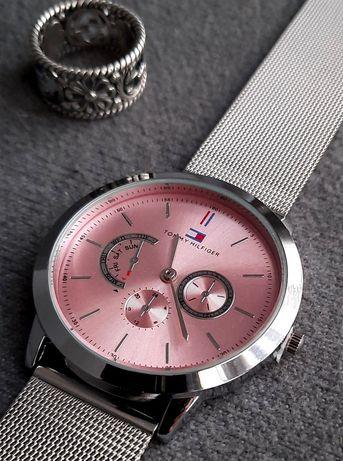 Zegarek Tommy Hilfiger damski regulowana bransoleta.