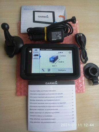 навигатор Garmin Dezl 570 LMT- Europa Для Грузовиков