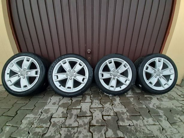 Alufelgi 17 Audi 5x112