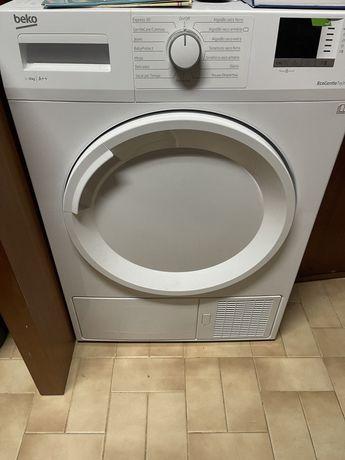Máquina de secar roupa (bomba de calor) - 8 kg (igual a nova)