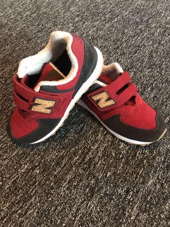 Nowe buty chłopięce new balance 32,5