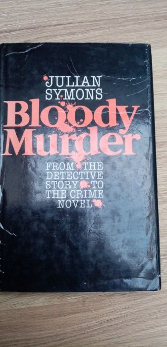 Bloody Murder, Julian Symons