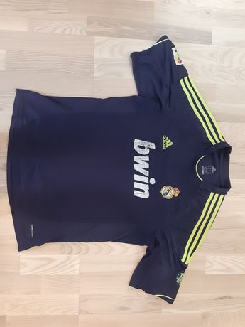 Adidas Real Madryt 2013 wyjazdowa koszulka pilkarska pilka nozna XL