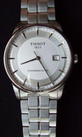 Zegarek męski Tissot LUXURY Powermatic 80