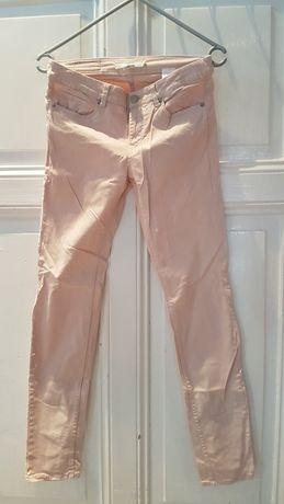 Spodnie podrowy róż  h&m