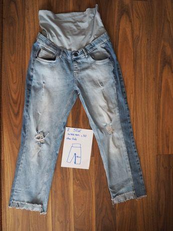 Spodnie ciążowe SUPER MOM r. 38-40
