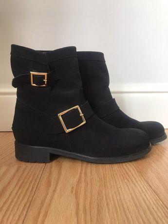 Jimmy choo ботинки 38 Chanel Gucci