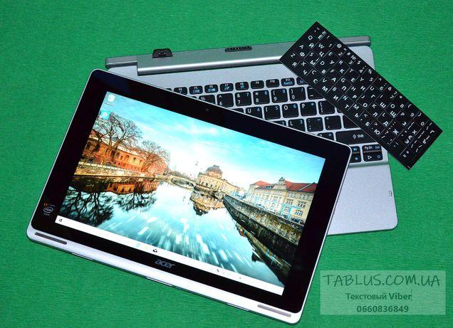 Американец-трансформер 10`1 IPS! На Windows 10! Acer Aspire! 2\64 !