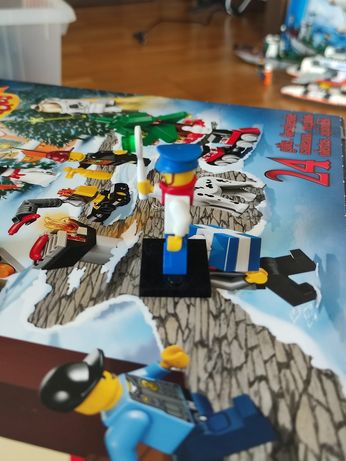 Lego minifigures 3 sztuki