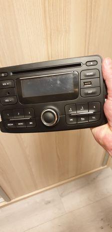 Radio Dacia Logan