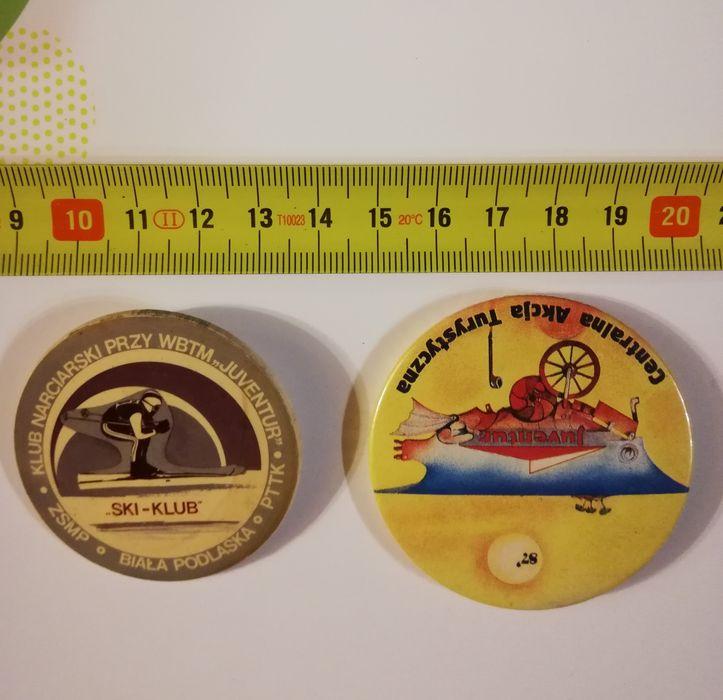 piny - odznaki PRL Parczew - image 1