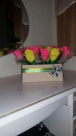 Подарок сладкий букет призент