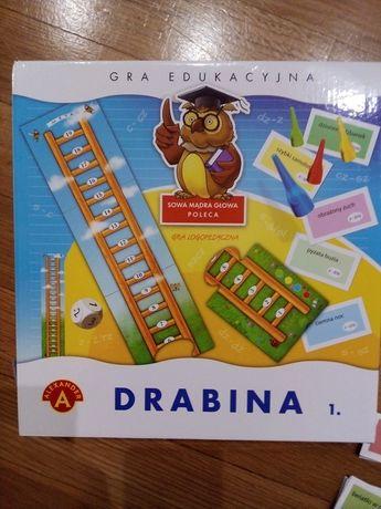 Gra logopedyczna Drabina