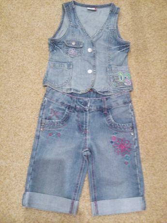 Одежда для девочки 6-7 лет