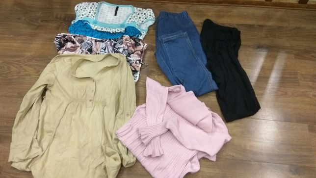 Ubrania ciążowe L - XL