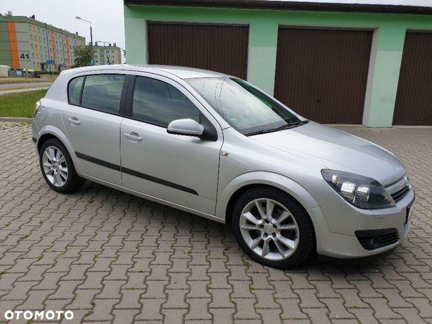 Opel Astra 1,8 16v 125 Km Serwisowany Xenon Super Stan Opłacony