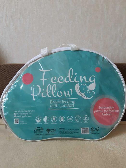 Подушка для кормления Feeding pillow + сменный чехол Киев - изображение 1
