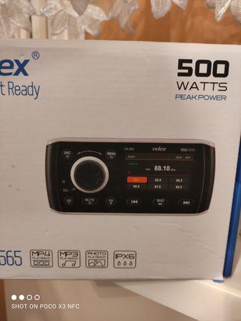 Radio samochodowe velex vx 505