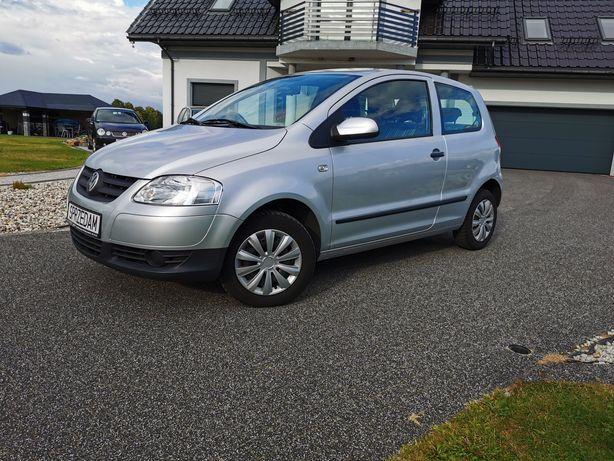 Volkswagen Fox sprowadzony z Niemiec 1.2 bezyna