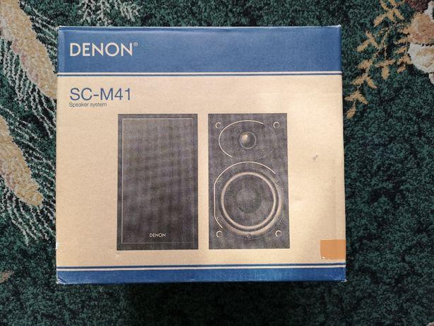 Zestaw głośnikowy 2.0 SC-M41 DENON
