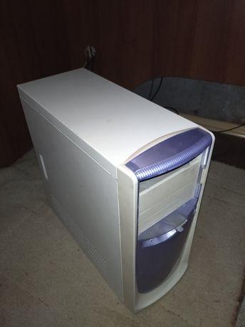 Компьютер amd athlon 2x 2.71ghz, оперативка ddr2 2gb видеокарта 512мб